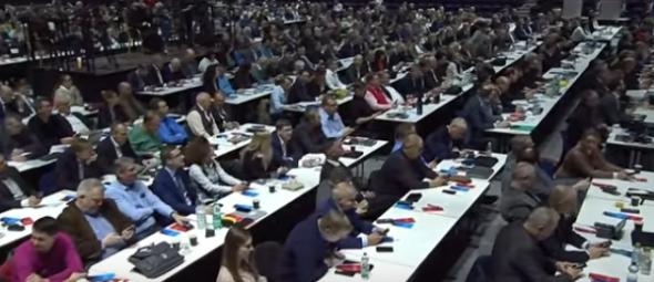 AfD-Bundesparteitag: Kandidatenkarussell ohne entscheidende Machtverschiebungen