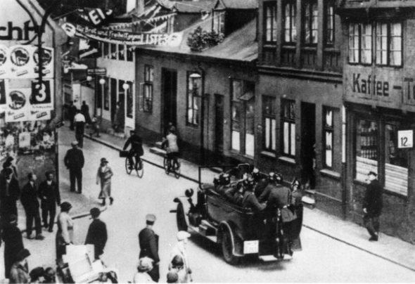 Die Schatten von Weimar sind immer deutlicher zu erkennen