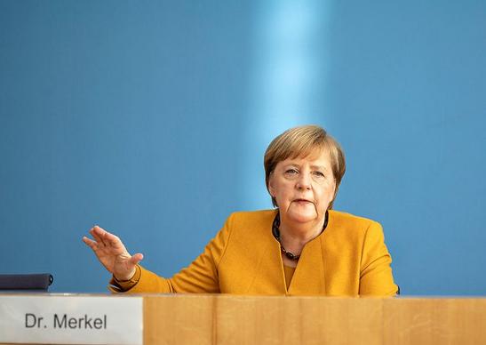 """""""Gemeinsamer Feind""""? Nein, Frau Merkel, ich will Ihre Solidarität nicht"""