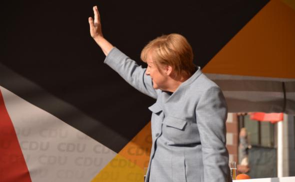 Um die CDU zu zerstören braucht es keinen Spätpubertierenden mit blauem Haarschopf