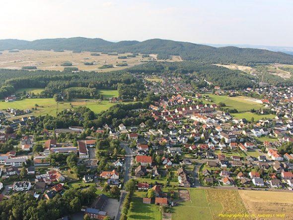 Zurück in die Zukunft: Von meinem Besuch gestern bei der CDU in Augustdorf