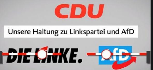 CDU Hessen löscht Glückwünsche an Linksextremistin: Aber warum haben sie überhaupt gratuliert?