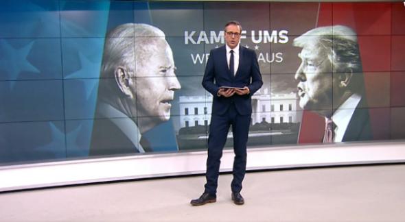 US-Wahl im TV: Gut, dass wir verglichen haben