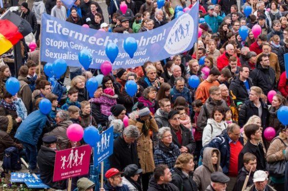 Widerstand ist machbar: Aufstehen gegen den Zugriff linker Ideologen auf unsere Kinder