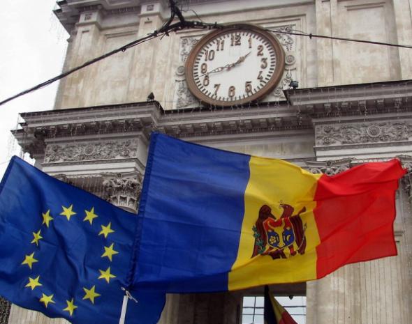 Ex Sowjetrepublik Moldau: Klare Mehrheit für den Westen