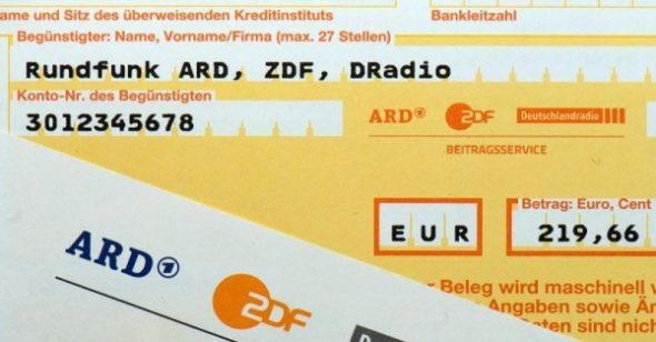 GEZ-Gebühren: Knickt die CDU in Sachsen-Anhalt ein?