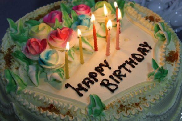 Lieber Matthias, die Einladung zu meinem Geburtstag steht!