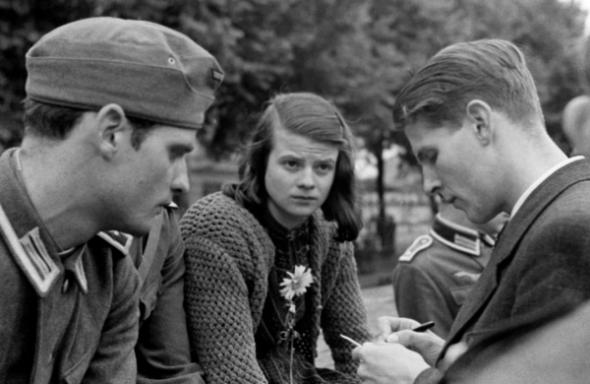 Heute vor 78 Jahren starben die Geschwister Scholl: Manchmal ist Aufgeben keine Option