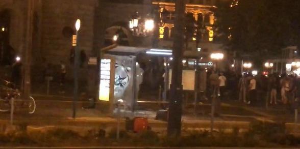 Nach der Party vom Frankfurter Opernplatz: Null Toleranz ist das Einzige, was jetzt zählt!