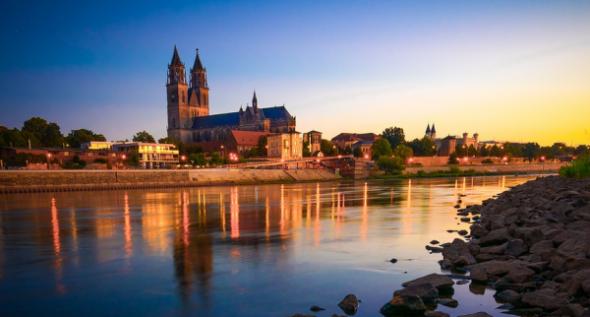 Armageddon im Magdeburg: Morgen um 18.01 Uhr geht die Welt unter
