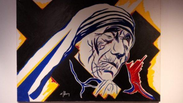 GASTSPIEL Bastian Volkamer über seinen Besuch im Haus von Mutter Teresa in Kalkutta