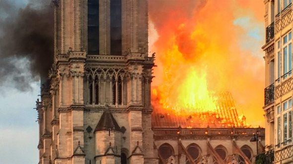 Offene Fragen nach Notre Dame: Gehen Sie bitte weiter, hier gibt es nichts zu sehen