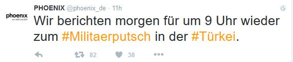 Na, ausgeschlafen, Kollegen von ARD und ZDF?