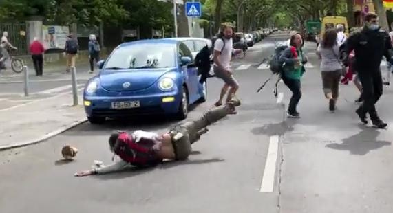 Das Gewaltmonopol der Polizei ist kein Freibrief für übertriebene Härte