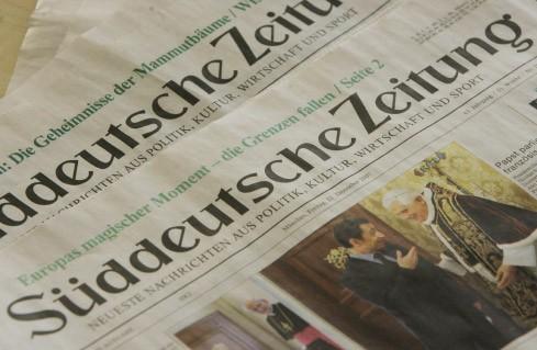 Ein Lichtstrahl in der Einheitssoße: Die Süddeutsche wagt das Unaussprechliche und schreibt, was wirklich ist