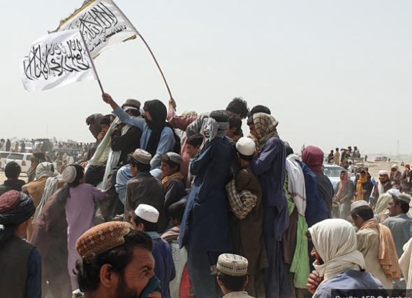 Die Taliban überrennen Afghanistan: Es war alles umsonst
