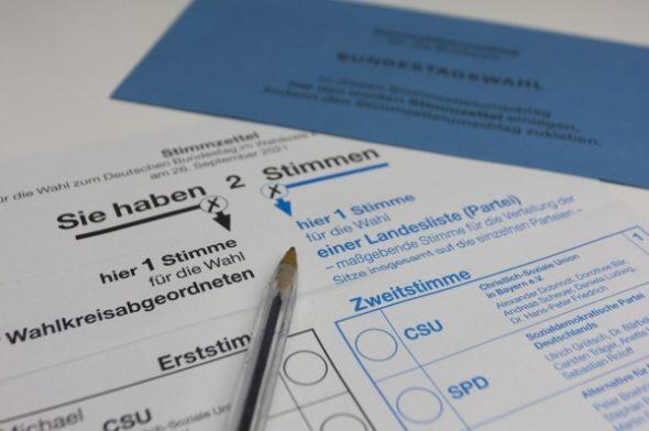 Wählen Sie intelligent! Auch die Erststimme ist wichtig….