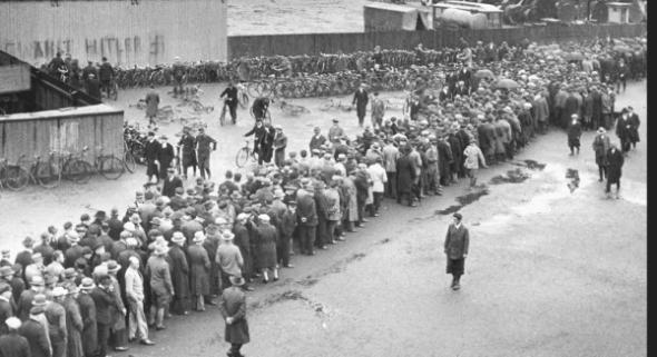 GASTSPIEL PROF. DAVID ENGELS: Back to the future – ist Weimar wieder möglich?