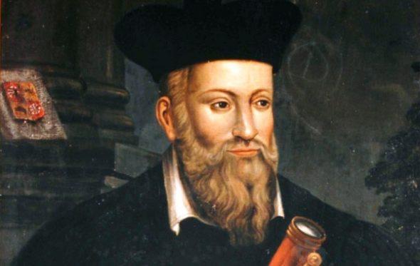 Nostradamus spricht: Ich erzähle Ihnen schon mal vorab, was passieren wird….
