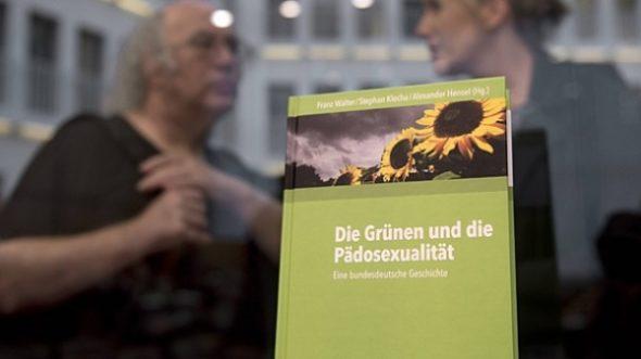 """GASTSPIEL: Martin D. Wind über die """"pädophile Vergangenheit"""" der Grünen"""